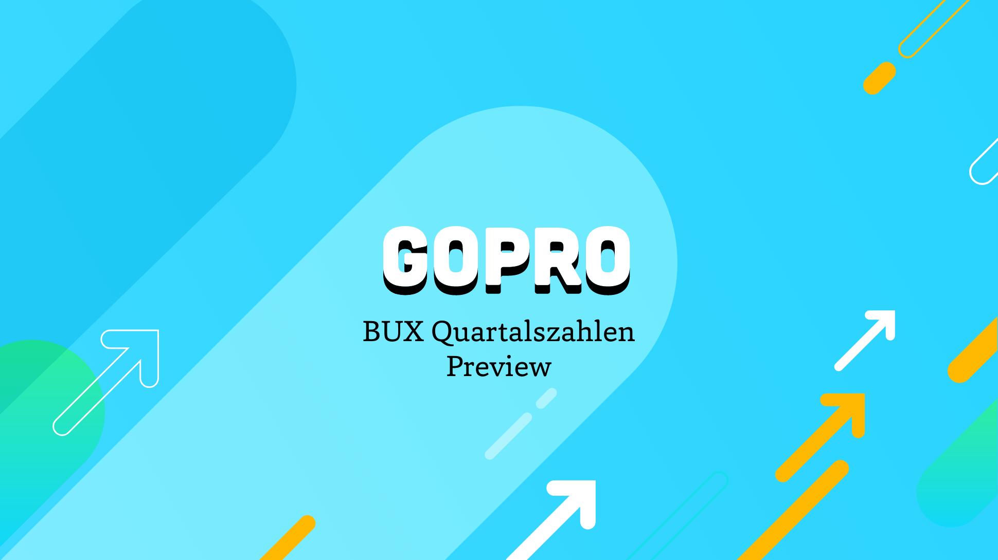 Gopro Quartalszahlen