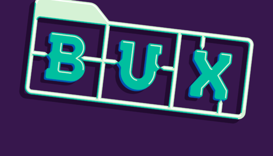 BUX gets a new look